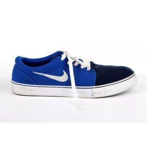 Nike low men's SB sneakers blue shoes 13